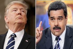 U.S. gradual plan to intervene in Venezuelan affairs