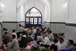 ۵۳۸۲ نفر در اعتکاف امسال استان قزوین شرکت کردند