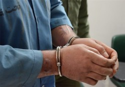 شلیک پلیس پایان تعقیب و گریز سارق حرفه ای