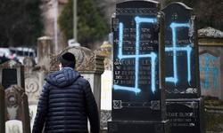 فرانس میں قبروں کی بے حرمتی پر یہودیوں کا احتجاج