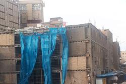 اقدامات زیربنایی و زیرساختی ساختمان پلاسکو پایان یافت
