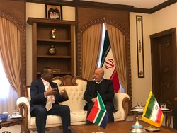 Envoy: U.S. JCPOA exit won't reduce Iran-S. Africa co-op