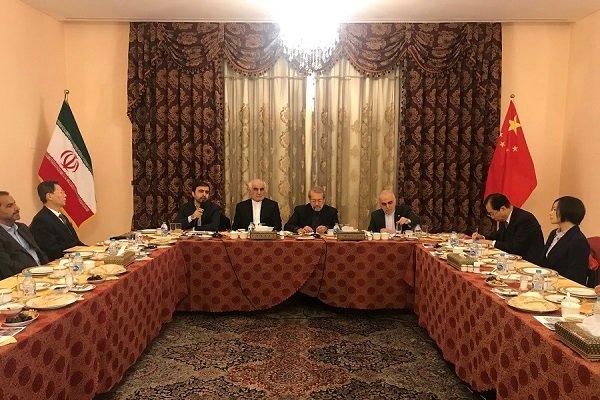 No country can tarnish amicable ties between Iran, China