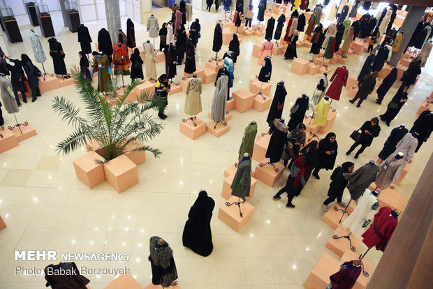 8th Fajr fashion and clothing festival
