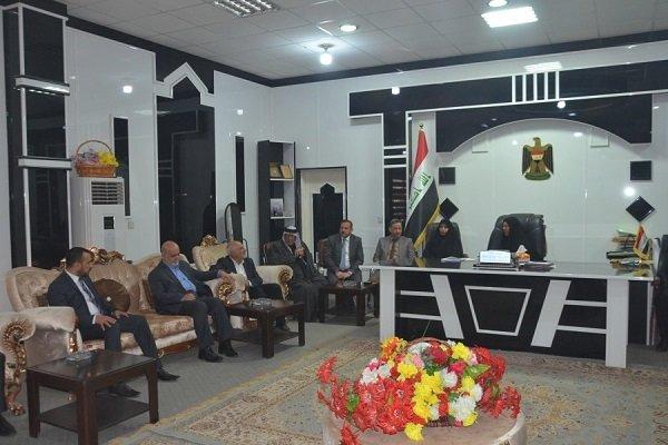 Iran determined to reconstruct Iraq