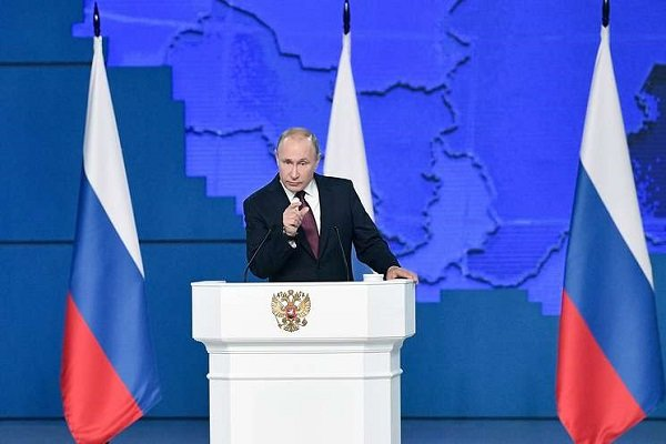 Russia to take steps if US deploys its missiles in EU: Putin