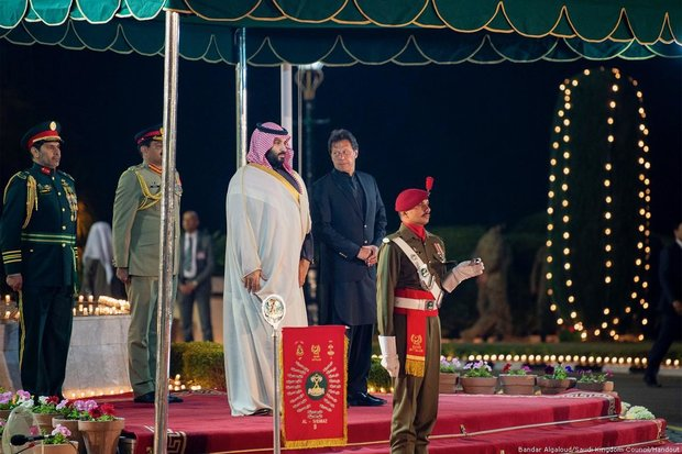 MBS tours South Asia, seeks to improve his battered image with petrodollars