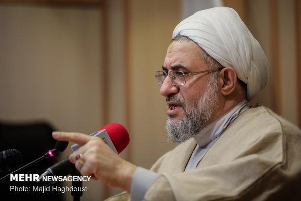 A panel on Islamic unity