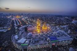 ۴۵۰ نفر زیارت اولی از مرز مهران به عتبات عالیات اعزام شدند