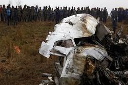 هواپیمای نظامی در الجزایر سقوط کرد/ هر ۲ خلبان کشته شدند