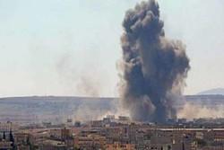 انفجاری که کوبانی در مرز ترکیه با سوریه را هدف قرار داد/ ۵ نفر کشته شدند