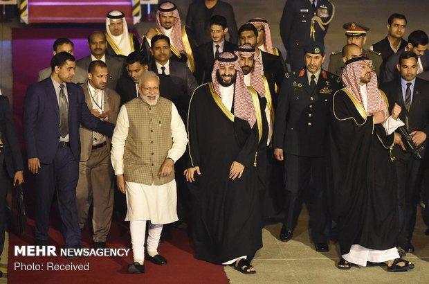 سفر بن سلمان به هند