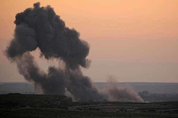 Mine left by ISIL terrorists kills seven Syrian children