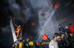 Iran expresses deep regret over loss of lives in Bangladesh fire