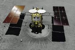 فضاپیمای ژاپنی روی سیارک «ریوگو» فرود آمد