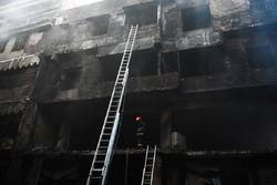 بنگلہ دیش میں عمارت میں آگ لگنے سے ہلاکتوں کی تعداد 110 ہوگئی