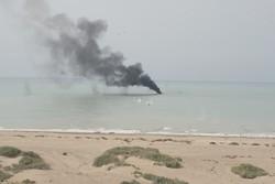 عملیات تاخت آبخاکی تکاوران نداجا در سواحل مکران