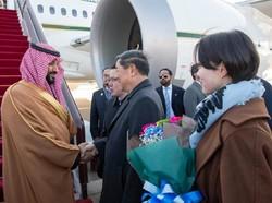بن سلمان با شی جینپینگ دیدار کرد