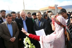 سالن ورزشی شهید ستار اورنگ در شهرستان بویراحمد افتتاح شد