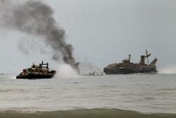 'Velayat 97' naval drills