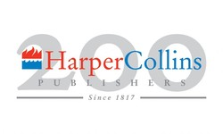 A poster for the 200th anniversary of HarperCollins Publishers.