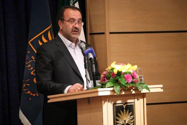 پیش بینی دو قطعه زمین برای کتابخانه مرکزی شیراز