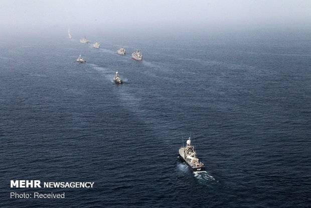 'Velayat 97' naval drills kicks off
