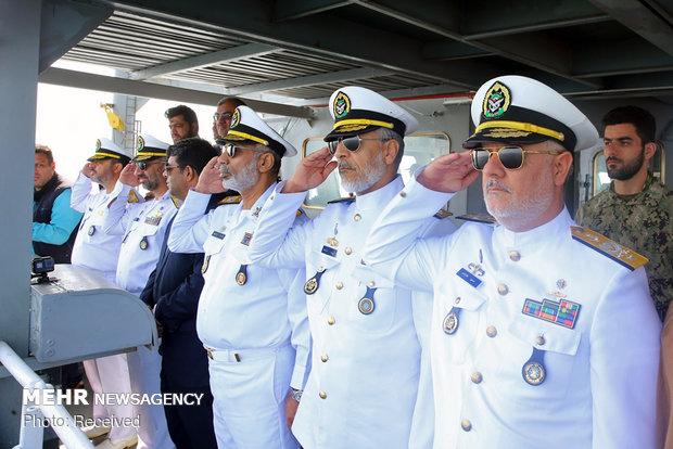 'Velayat 97' naval drills kicks off