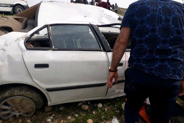 تصادف ۳ خودرو در حوالی بهشت زهرا(س)/۱۱ نفر مصدوم شدند
