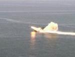 شلیک موشک «کروز» توسط هواناوهای نداجا