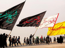 Iran, Iraq discuss cooperation on Arbaeen march