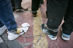 دستگیری سارقان طلا فروشی خیابان پیروزی/ سرقت ۳۰ کیلو گرم طلا و جواهر