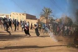 المعارضة السودانية تدعو لعصيان مدني