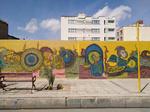 منظر شهری شیراز با فرهنگ شهر  پیوند ندارد/ بی نظمی در مبلمان شهری