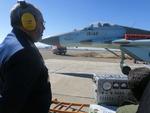 """القوة الجوية تزيح الستار عن منظومة """"الخرائط الجوية الإلكترونية"""""""