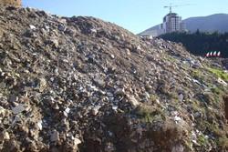 خرمآباد در محاصره نخالههای ساختمانی