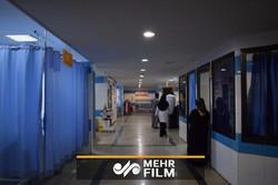 انفجار کپسول گاز در یکی از بیمارستانهای کشور