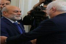 Zarif, Venezuelan deputy FM discuss bilateral ties in Tehran