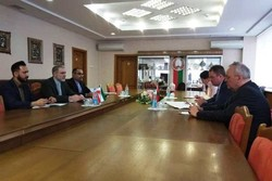 Iran, Belarus confer on ways to reach €1b trade