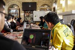 کارگاه طراحی پوستر به شیوه فرمالیسم ایرانی برگزار شد