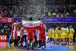 VIDEO: Iran 85-74 Australia basketball highlights