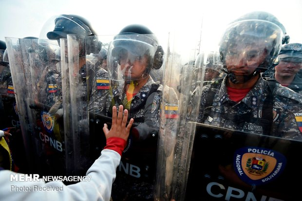 Venezuela sınırında şiddetli çatışma