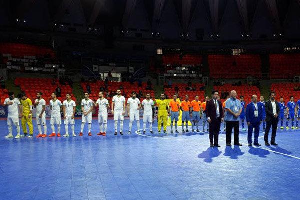 İran Futsal Milli Takımı'ndan büyük başarı