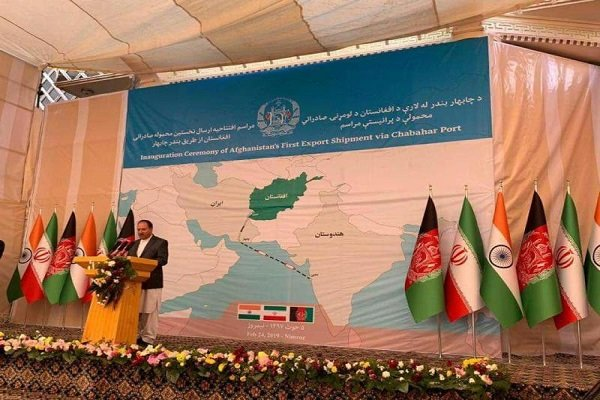 Afghan traders keen to import, export products via Chabahar port