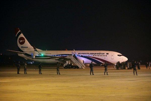 جزئیات جدیدی از هواپیماربائی در مسیر داکا- دوبی