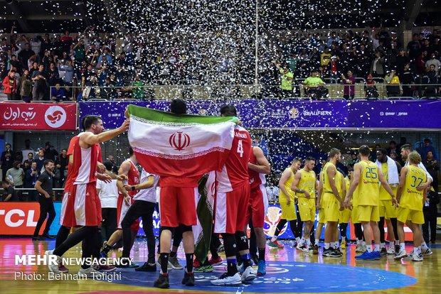 İran 2019 Basketbol Dünya Kupası'nda