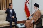 حضرت امام خامنہ ای اور صدر بشار اسد کی ملاقات فاتحین کی ملاقات تھی