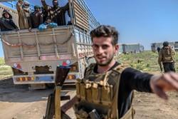 کورد ۳۰۰ تیرۆریستی داعشی ڕادهستی عێراق کرد