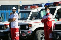 ارائه خدمات هلال احمر اردبیل به ۲۱ هزار مسافر در تعطیلات نوروزی
