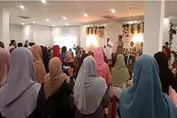 جشن میلاد حضرت زهرا(س) و روز زن در مالزی برگزار شد